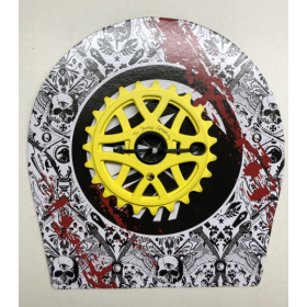 The Shadow Ravager Sprocket 23t - Yellow