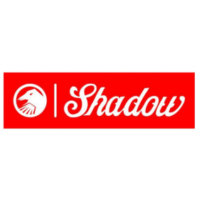 Shadow Conspiracy Sticker - Red