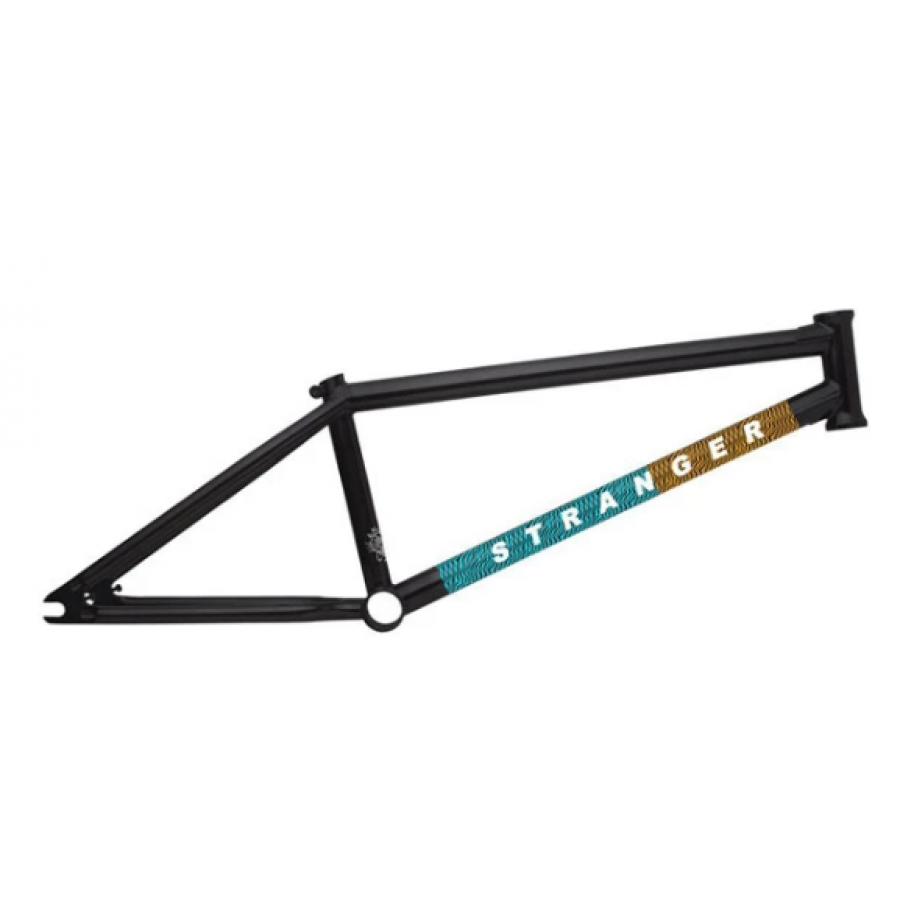 "Stranger Alley Cat v2 Frame 21"" - ED Black"