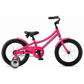 """Jamis Miss Daisy 16"""" Complete Bike - Hot Pink"""