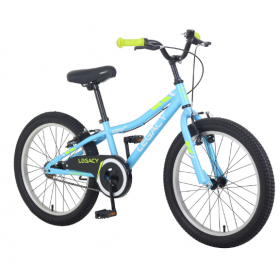 "Legacy Junior Complete 20"" Bicycle - Baby Blue"