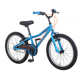 "Legacy Junior Complete 20"" Bicycle - Blue/Red"