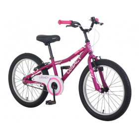 "Legacy Junior Complete 20"" Bicycle - Purple"