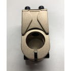 Mutiny Lifted Stem 48mm FL - Bronze