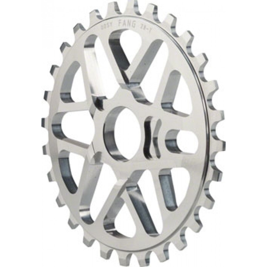 Odyssey Tom Dugan Fang 28T Sprocket - High Polished