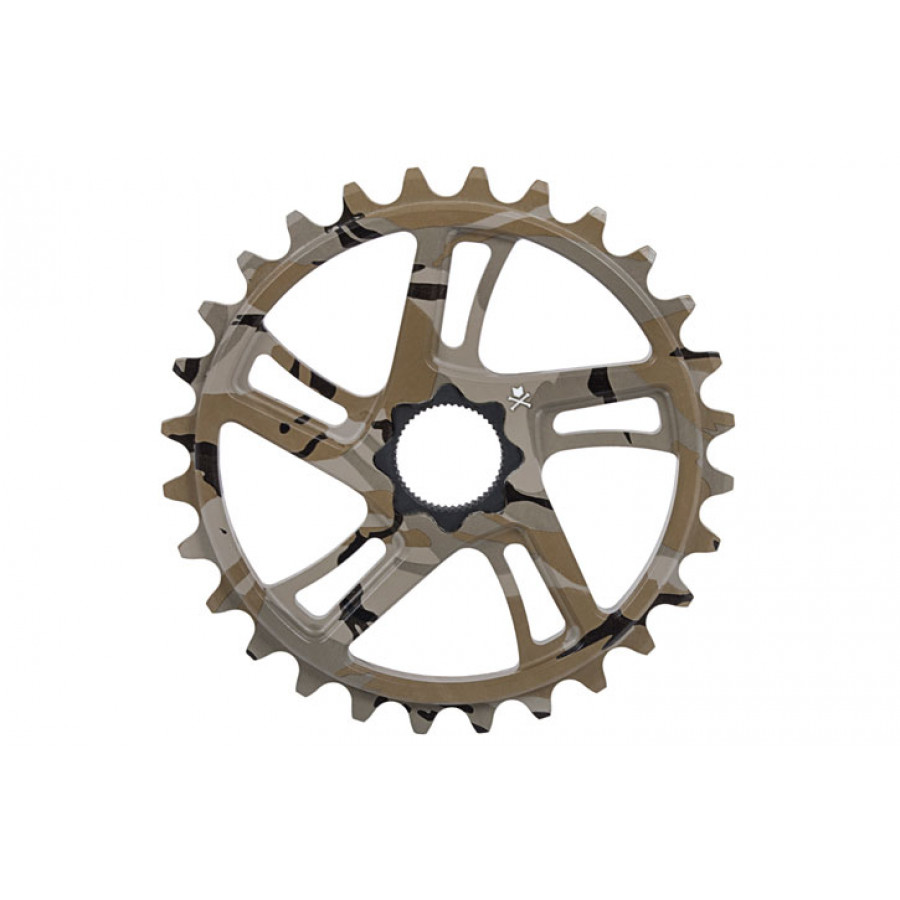 Mutiny 25 Tooth Pentra 19mm Spline Sprocket - Camo